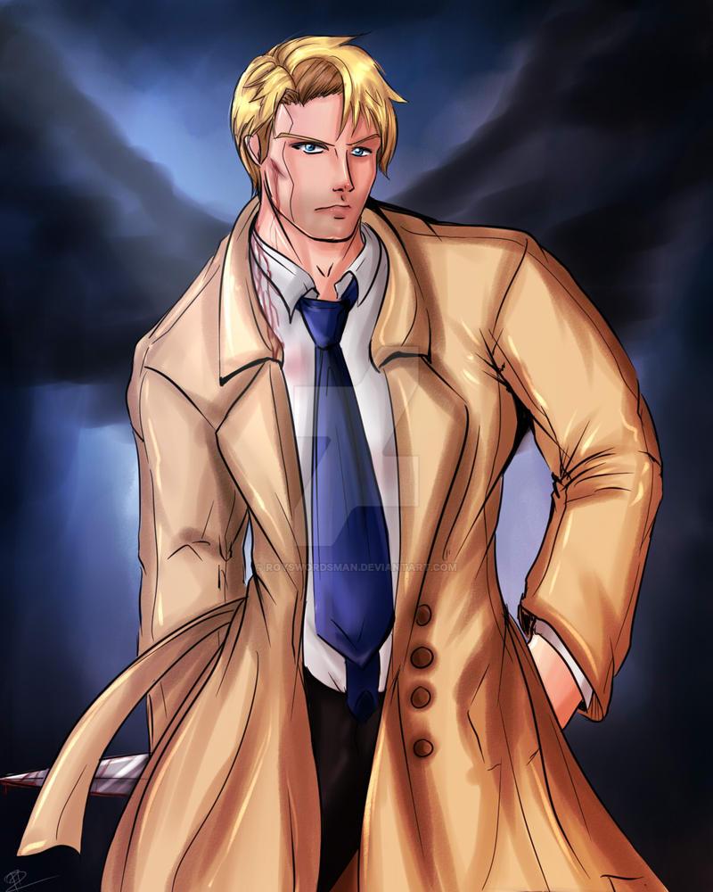 Castiel Steve by royswordsman