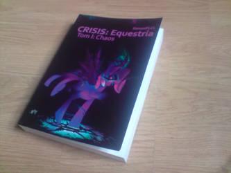 Crisis Equestria book