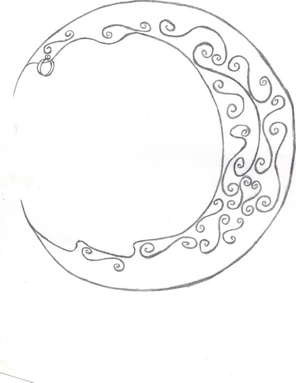 Celtic Moon by Ghise on DeviantArt