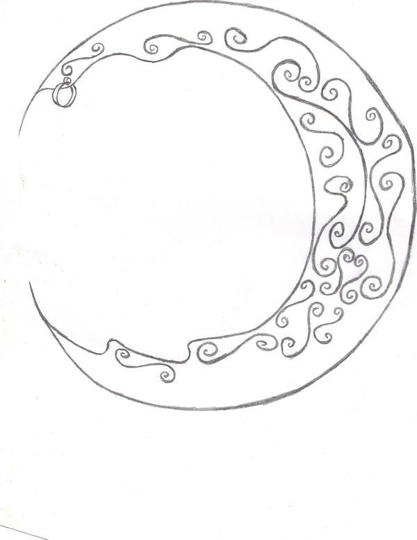 Celtic Moon by Ghise on DeviantArt