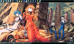 Evangelion Desktop