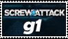 Stamp: ScrewAttack G1 by KinglyMS