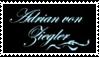 Stamp: Adrian von Ziegler by KinglyMS
