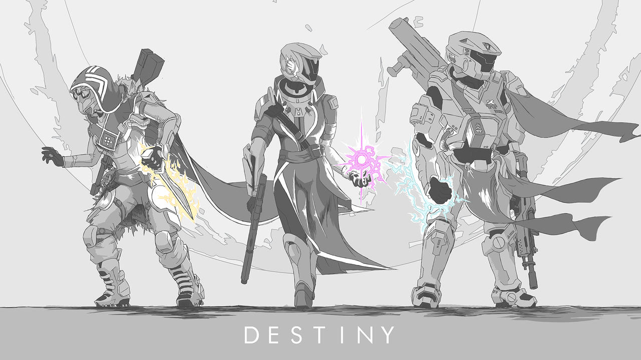 destiny wallpaper blade dancer