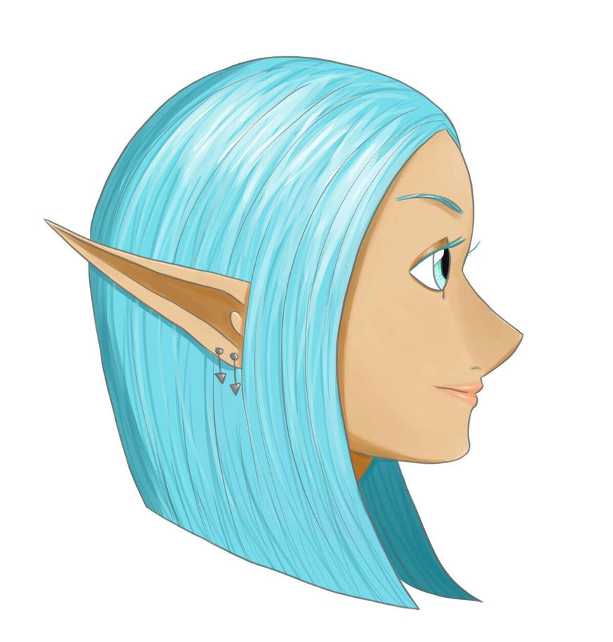 Elf #2 by waititgetsbetter