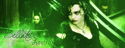 Bellatrix Lestrange by oOoArekushiaoOo