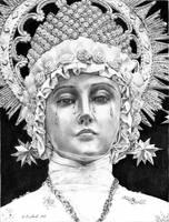 She Weeps by GloriaDei