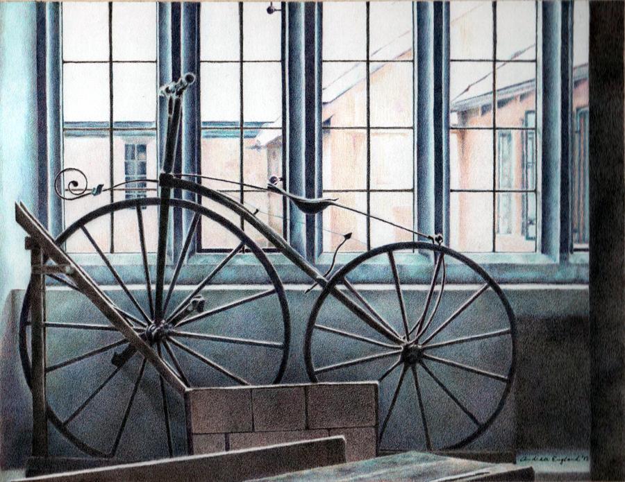 Imprisoned Relic by GloriaDei