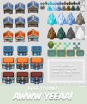 Basic TileSet *Free