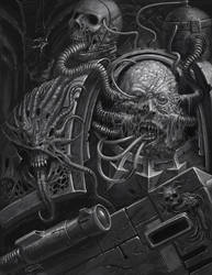 Death Guard by Xeeming