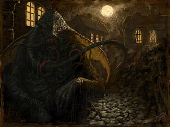 Innsmouth by Xeeming