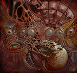 Sarcophagus by Xeeming