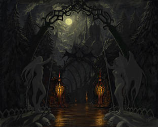 The Gates of Night