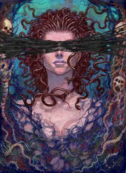 Gorgona Medusa (safe version)