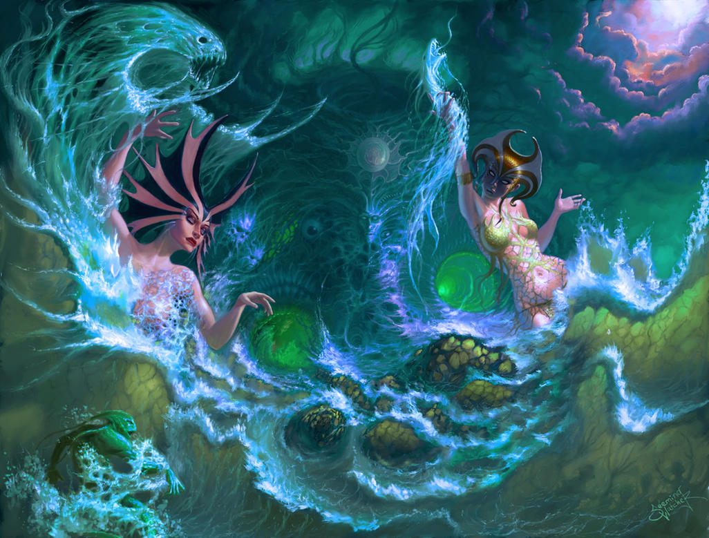 Cradle Of Storm by Xeeming