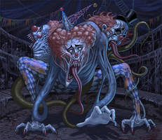 The Amityville Project: Phobos - 'Coulrophobia' by Xeeming