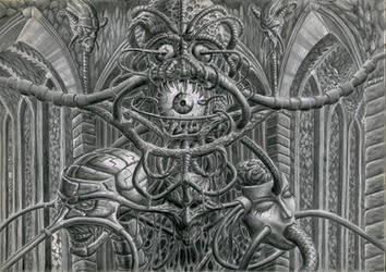 Heart of Cathedral by Xeeming