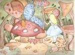 Not Hardly Alice... by Kuromatsu7