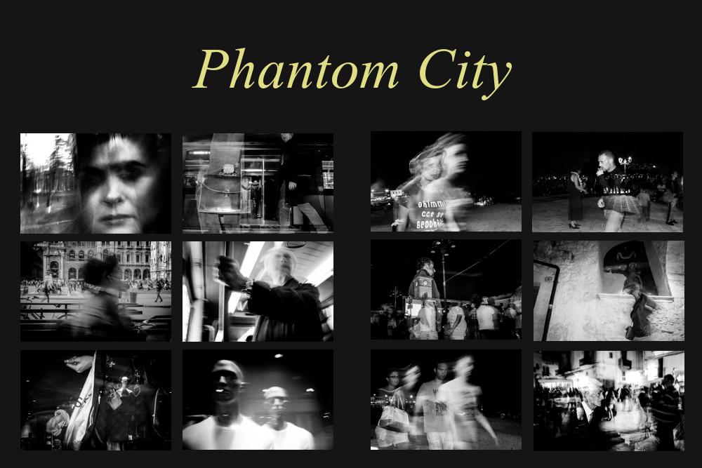 Phantom city project by Elerko