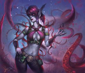 Blood Void Elf