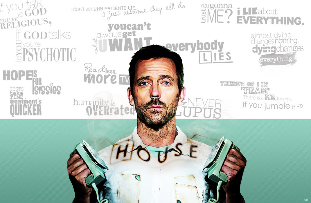 House md Quotes Inspirational House md Quotes You Can