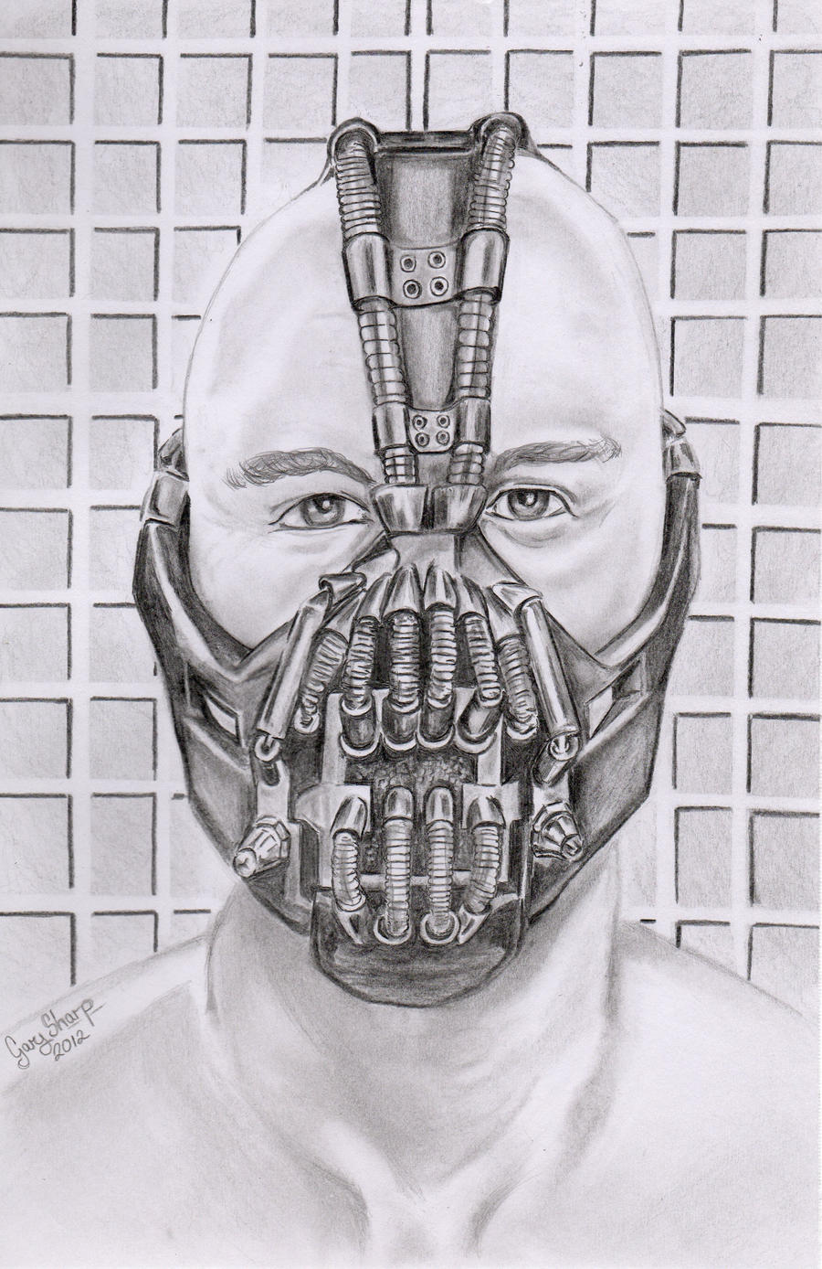 BANE by chairboygazza on DeviantArt