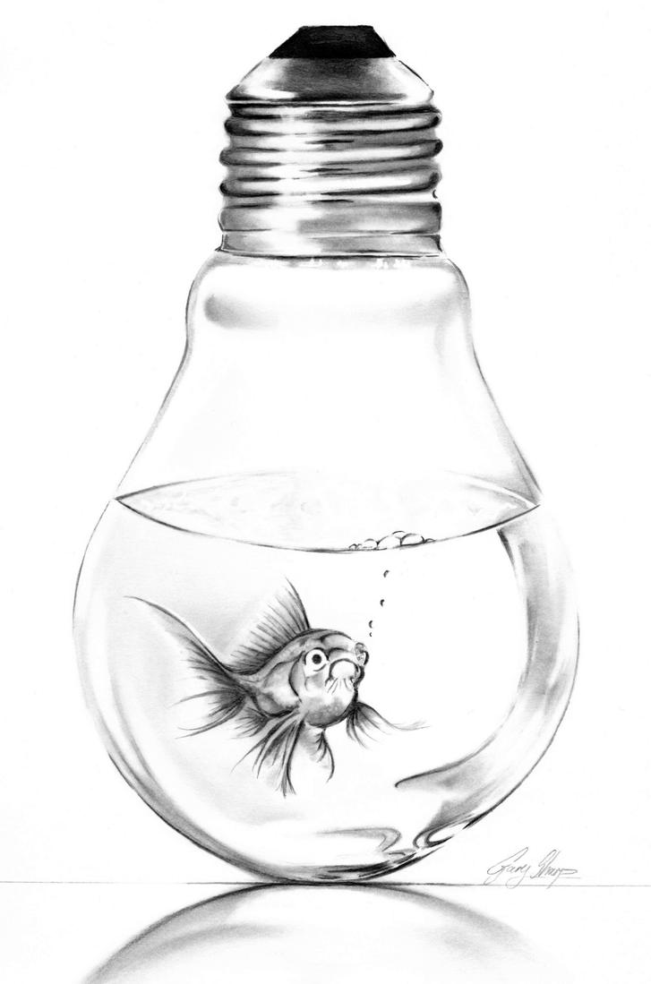 Light Swimmer by chairboygazza