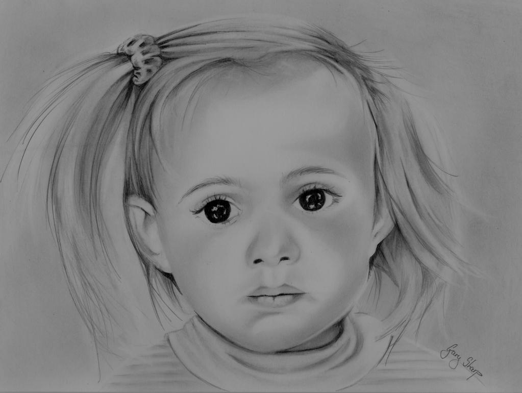 Syrian War Child by chairboygazza