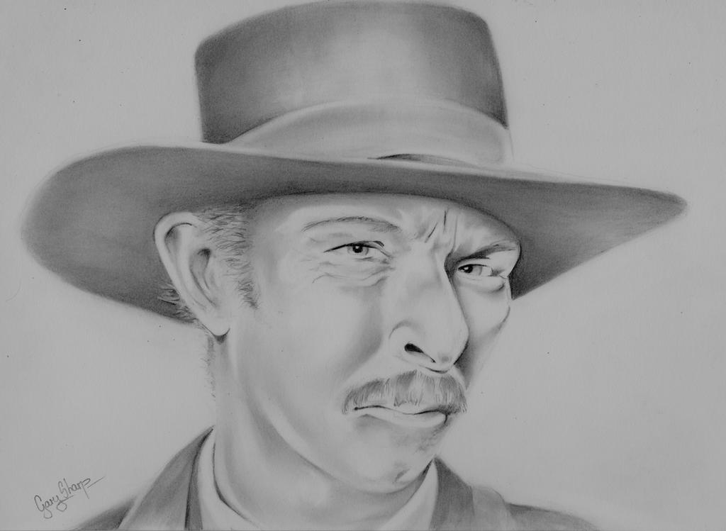 Lee Van Cleef by chairboygazza