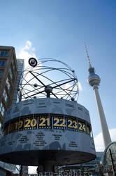 Berlin Alexanderplatz by Saru-Koshiro