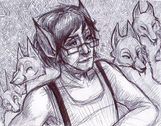 Mister Reynard by dani-kitty