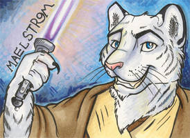 Conbadge -- Maelstrom by dani-kitty