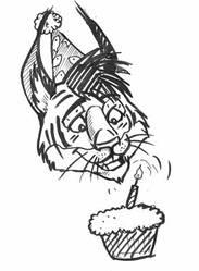 Happy Birthday Fnags by dani-kitty