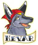 Conbadge -- Nevar