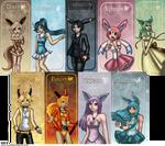 eevee bookmarks