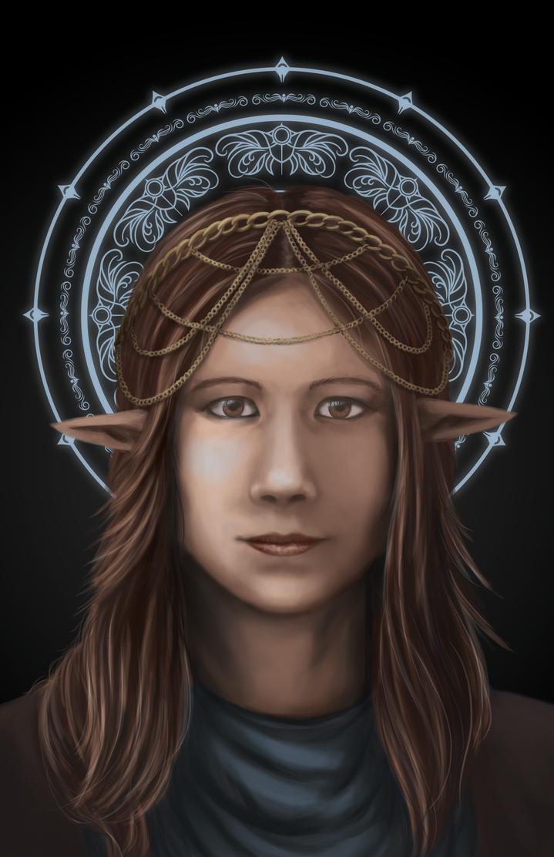 Self Portrait by TobiasVyseri