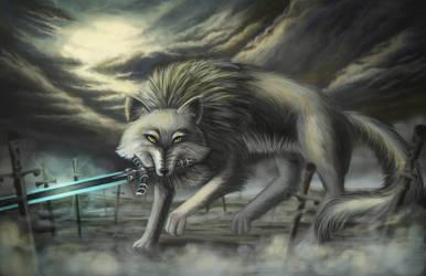 Grey Wolf Sif