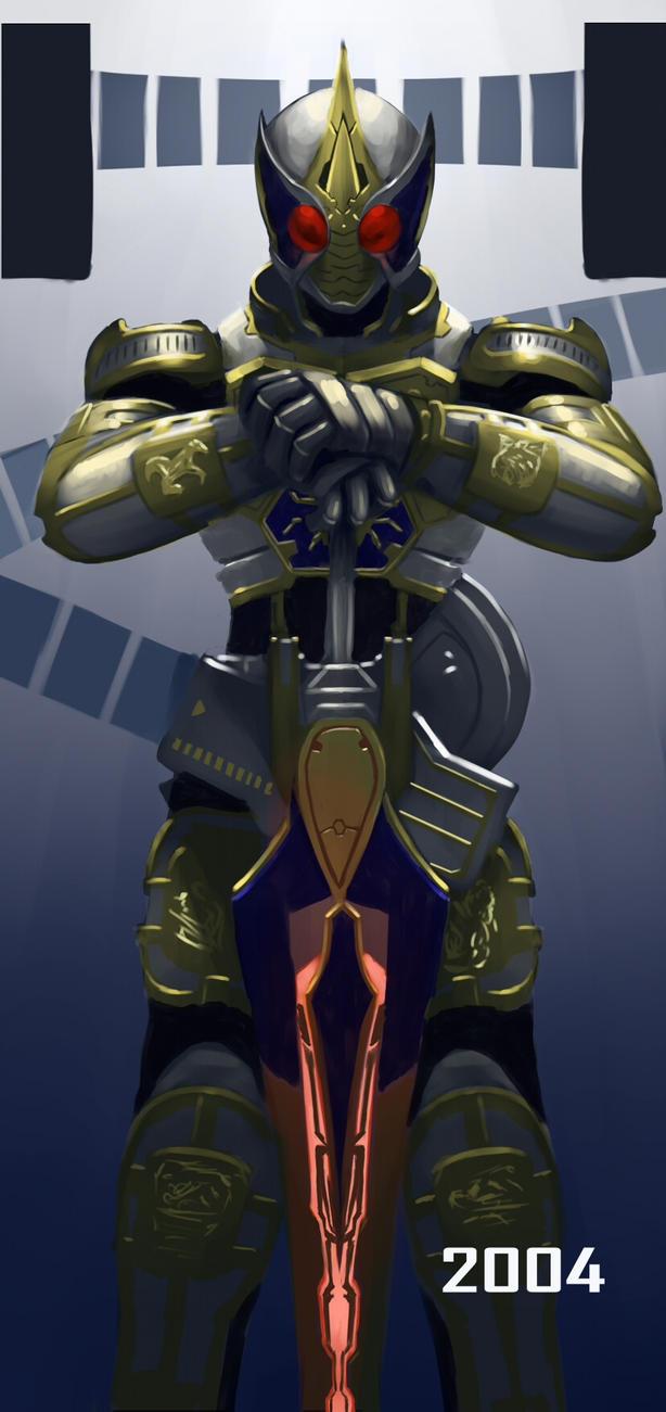 Kamen Rider Blade by lamchunhin on DeviantArt