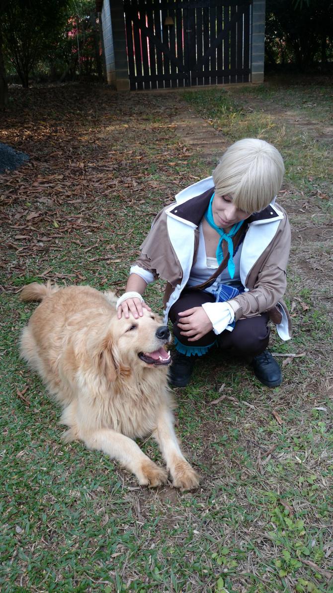 Dog S2 by YuChiZurU