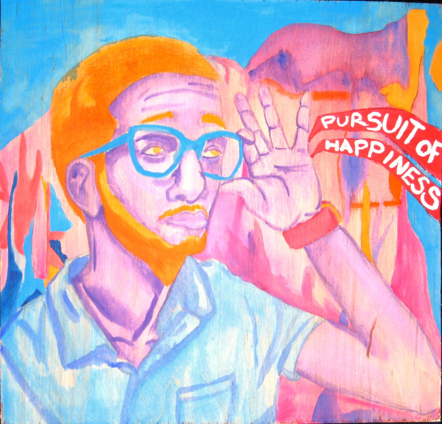 Kid Cudi: Pursuit of Happiness by preada58 on DeviantArt