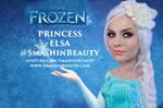 Frozen Princess Elsa Makeup Tutorial Costume