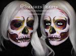 Colorful Skeleton Makeup Tutorial