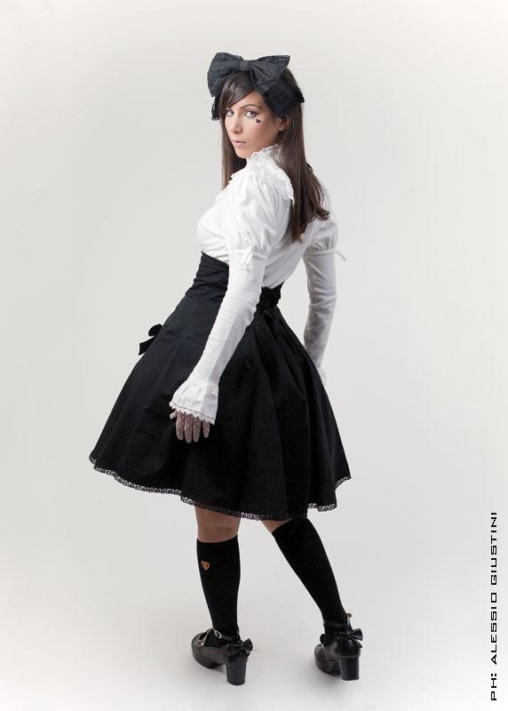 Gothic Lolita - Series - 01 by BIGf00t