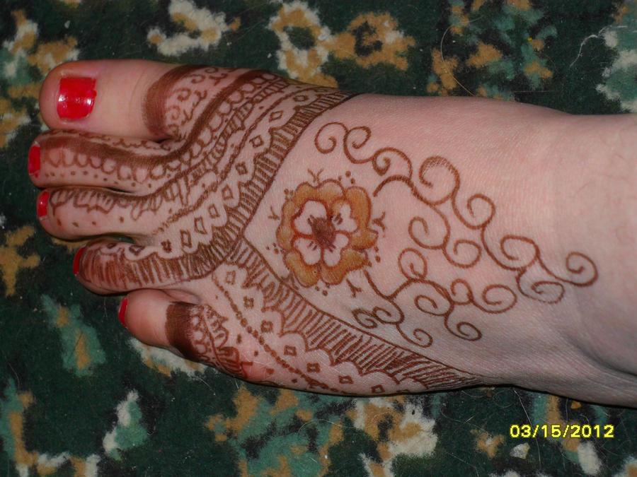 Marker'd Henna by openmeadow