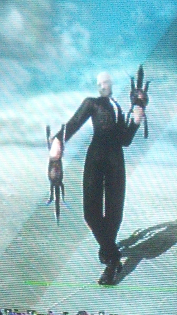 Slenderman in Soul Calibur 5 by Dragon-KnightGuvz19