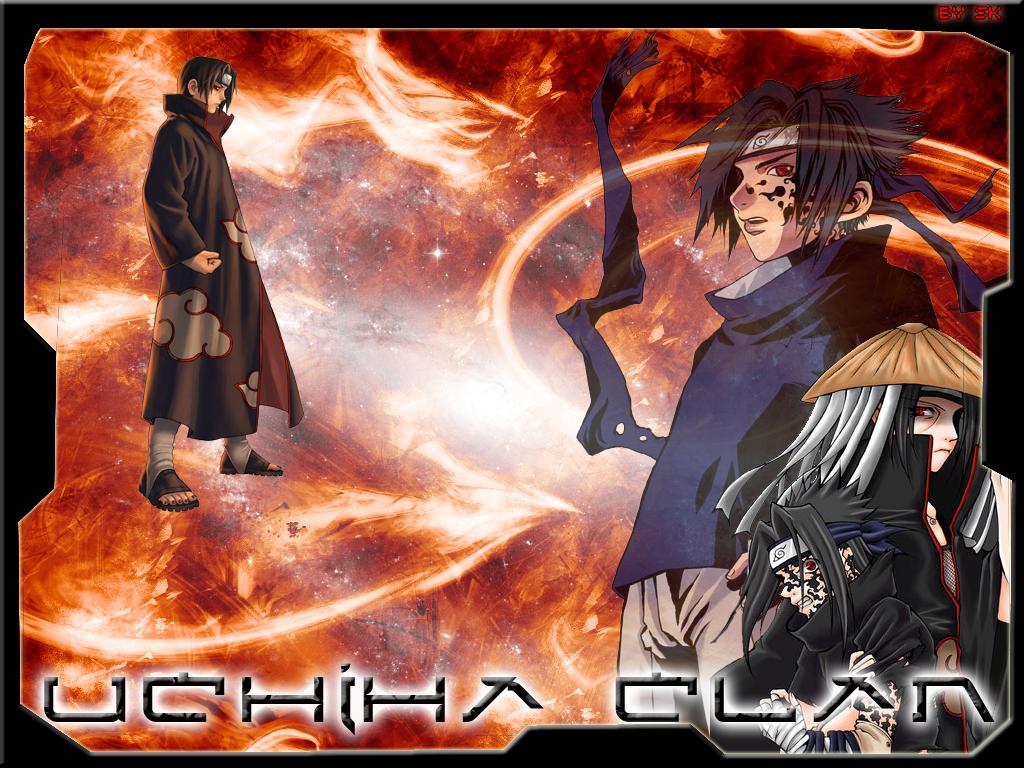Uchicha clan by Sasukito