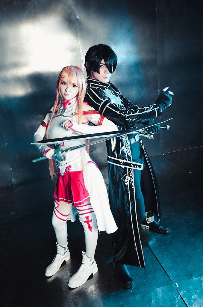 Sword Art Online Kirito Sword Cosplay | www.imgkid.com ...