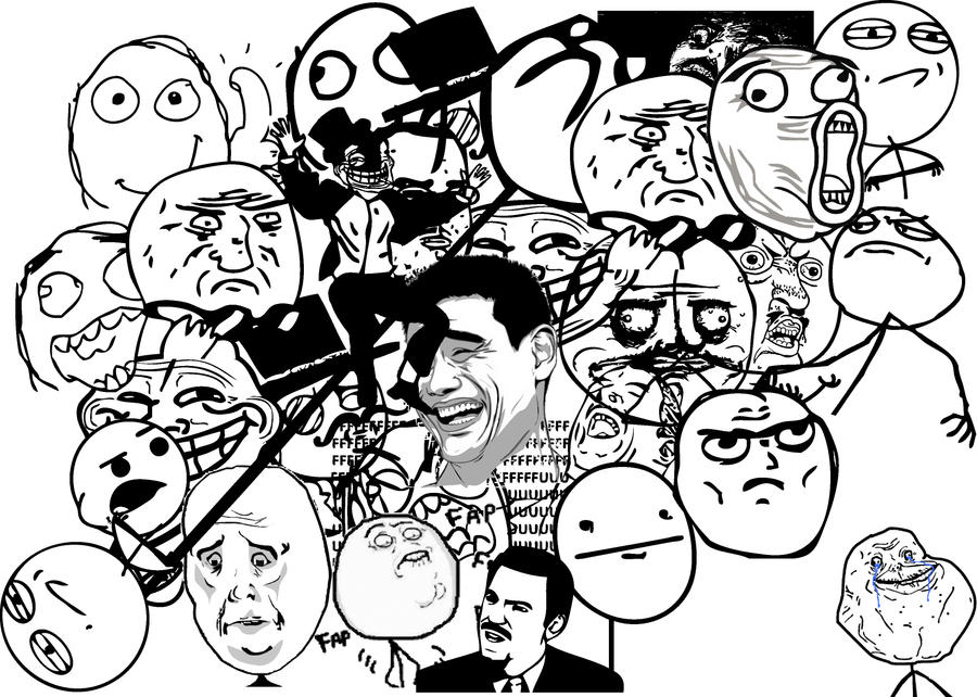 meme_compilation_by_lecatinga d4l4uwd meme compilation by lecatinga on deviantart,Meme Compilation