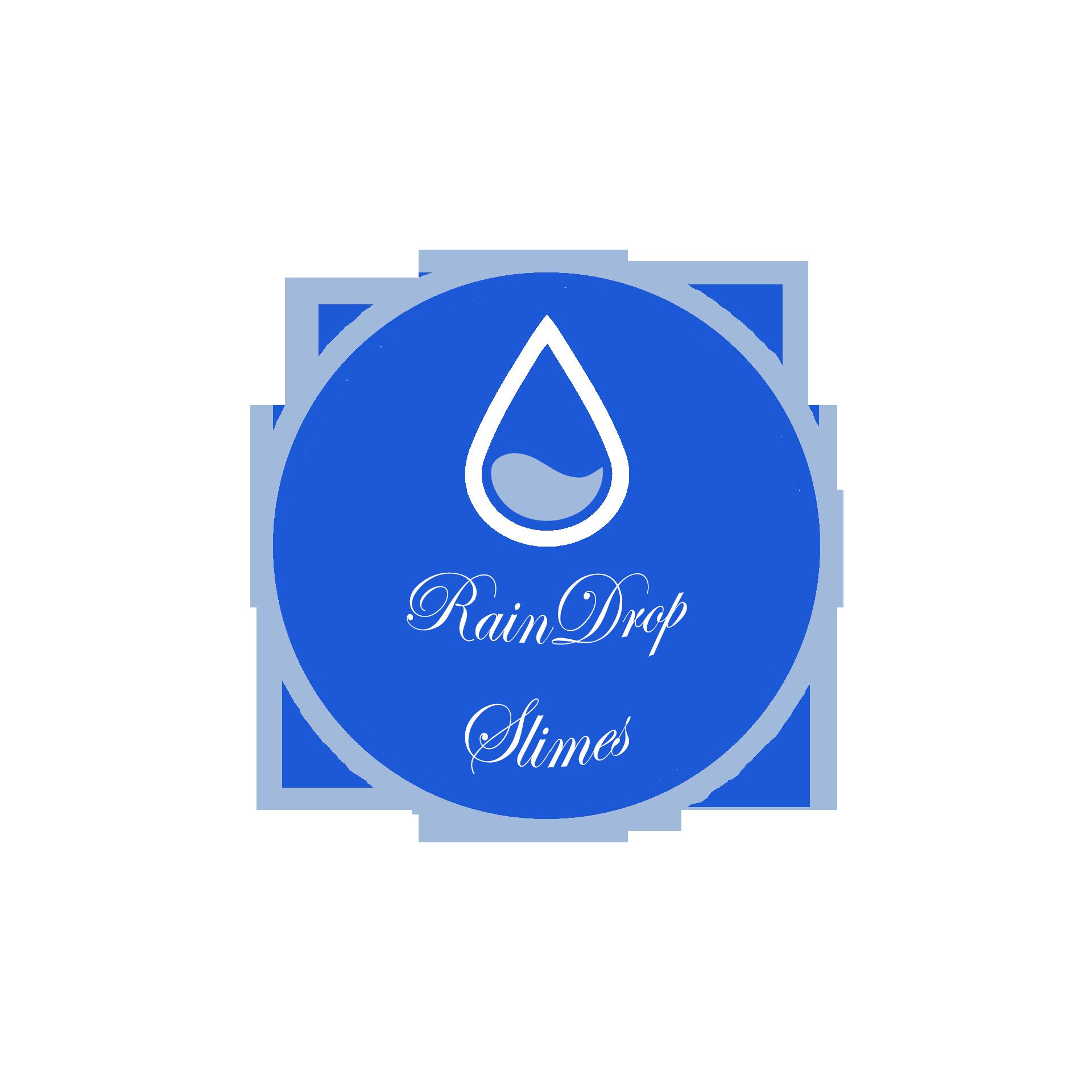 Raindrop slimes logo by smartoutlaw raindrop slimes logo by smartoutlaw