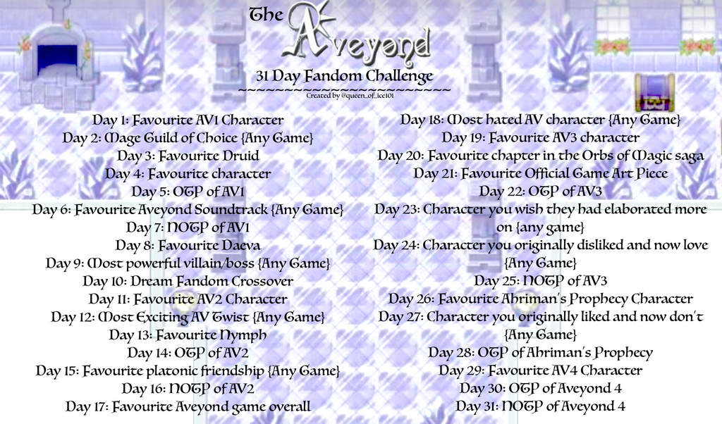 the_aveyond_31_day_challenge_by_queen_of